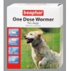 Beaphar Dogs Upto 40kg One Dose Wormer 4 Tablets