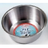 Classic Stainless Steel Dish 8""