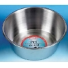 Classic Stainless Steel Dish 11""
