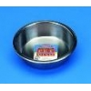 Classic Stainless Steel Hamster Dish 3""