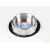 Classic Non-tip Stainless Steel Dish 8""