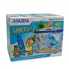 Hagen Marina Aquarium Set, Sur'fin Theme