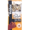 Webbox Cat Sticks Turkey & Lamb 6stk