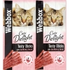 Webbox Cat Sticks Salmon & Trout 6stk