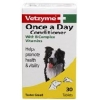 Vetzyme 'once A Day' Tablets (30)