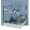 Furet Extra Large Ferret Cage 75x80x86.5cm