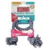 Kong Puppy Goodie Bone With Rope Extra Small