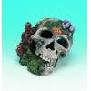 """Classic Skull 8"""" Fish Tank Ornament"""