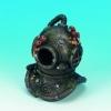 Classic Diver's Helmet 18cm Fish Tank Ornament