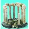 "Classic Roman Columns/air 6.5"" Fish Tank Ornament"
