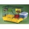 "Benny 80 Ferret / Chinchilla / Rabbit Cage 80x48.5x64cm (32x19x25"")"