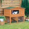 Trixie Rabbit Hutch With Enclosure 123x96x76cm