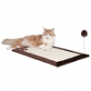 Trixie Scratching Mat, Plush, 70×45 Cm, Dark Brown