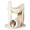 Trixie Scratching Cat Post 'gandia', 68 Cm, Cream, Longhair