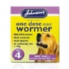Jvp Dog Easy Dose Wormer - Size 4 Large Breeds 8 Tablets