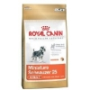 Royal Canin Adult Minature Schnauzer 25 3kg