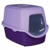 Vico Litter Tray, With Dome