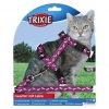 Trixie Cat Harness And Lead Set With Imprint