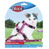 Trixie Kitten Harness And Lead Set With Imprint