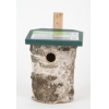 Cj Birch Log Nest Box (fsc)
