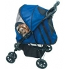 Pet Gear Happy Trails Strolller Blue