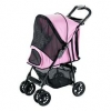 Pet Gear Happy Trails Strolller Pink
