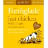 Forthglade Just Chicken With Heart 395g