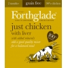 Forthglade Just Chicken With Liver 395g