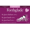 FORTHGLADE MULTIPACK CHICKEN,LAMB,BEEF 12 X 395G
