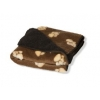 Fur Toffee Throw Small 70x61cm
