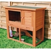Trixie Rabbit Hutch With Enclosure 104 X 57 X 92cm