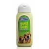 Johnsons Dog & Cat Gold Coat Shampoo 200ml