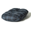 "Lumberjack Navy/grey Quilted Mattress 45cm (18"")"