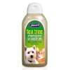 Johnsons Dog & Cat Tea Tree Shampoo 400ml