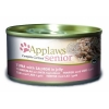 Applaws Senior Tuna With Salmon In Jelly 70gx24 (case Rate)