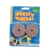 Happy Pet Wheely Mineral 2pcs And Holder