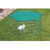 Trixie Enclosure For Rodents, Galvanized With Net