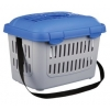 Tour Transport Box Midi Capri 44 × 33 × 32 Cm   Blue/silver