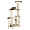 Trixie Cat Tree 'montoro', 165 Cm, Beige-brown