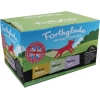 Forthglade Natural Lifestage Adult Multipack Chicken Lamb Duck 12 X 395g