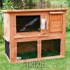 Trixie Rabbit Hutch Cover - 97x93x48cm
