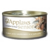 Applaws Senior Tuna With Sardine In Jelly 70gx24 (case Rate)