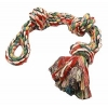 Trixie Multicolour Cotton Double Playing Rope 500 G/60 Cm
