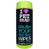 Pet Head Brush Your Teeth! Teeth Wipes 50pk
