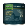 Country Hunter Meals Dog Can Duck With Plum 6 X 600g (case Rate)