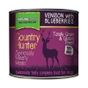 Country Hunter Meals Dog Can Venison & Blueberries 6 X 600g (case Rate)