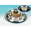 "Classic Non Tip/slip 8"" Stainless Steel Bowl"