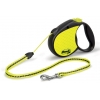 Flexi Neon Reflect Cord Small 12kg - 5m (16ft)