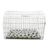 Metal Large Domed Carrier 19''x12''x14''ht