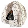 Trixie Cat Cave 'leila', 40 X 40 X 30 Cm, Beige-white